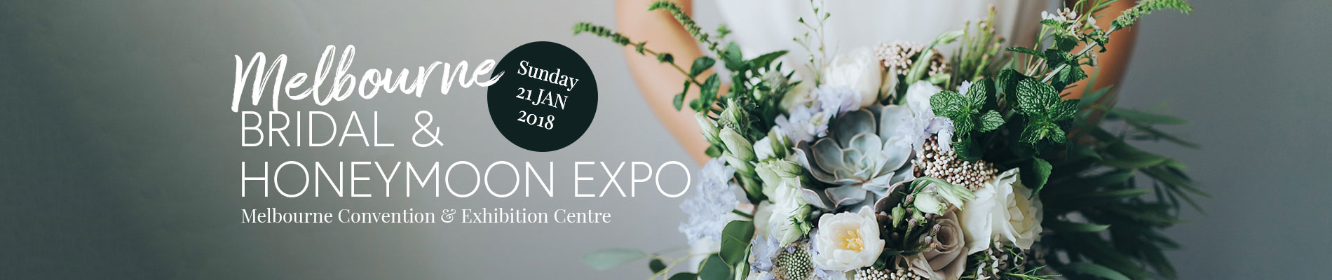 Melbourne Bridal Expo 2018