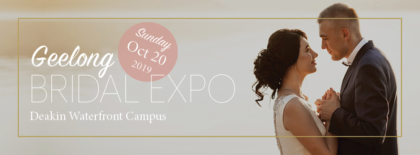 Geelong Bridal Expo October 20 2019