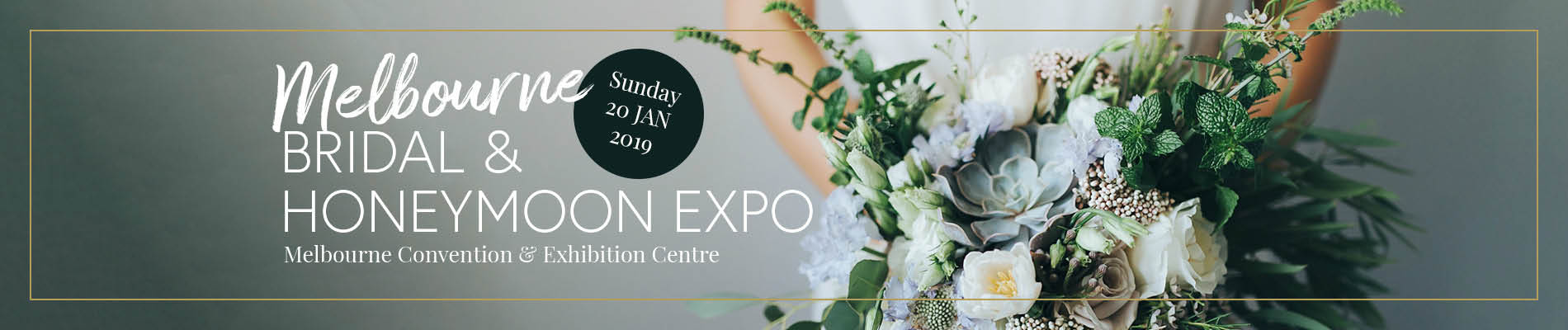 Melbourne Bridal & Honeymoon Expo 2019