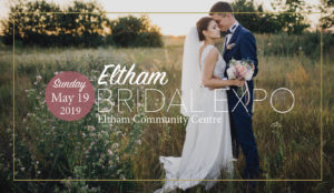 Eltham bridal expo May 19
