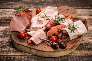 Deli meat grazing platter - 5 tips to create perfect wedding grazing platter