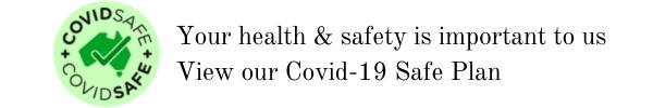 Bridal Expos Australia Covid Safe Plan