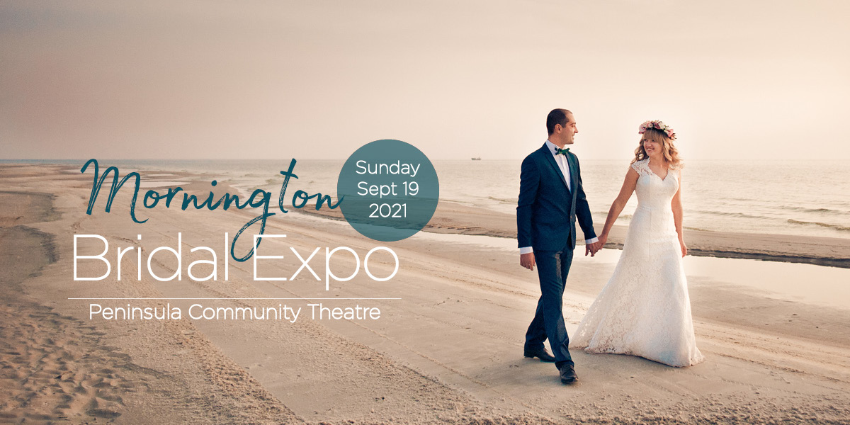 Mornington Bridal Expo September 2021 Banner