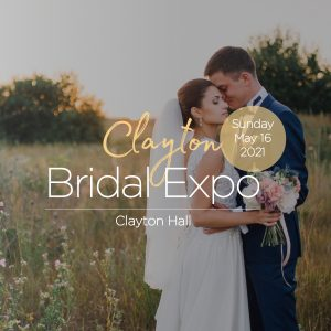 Clayton Bridal Expo - 16 May 2021