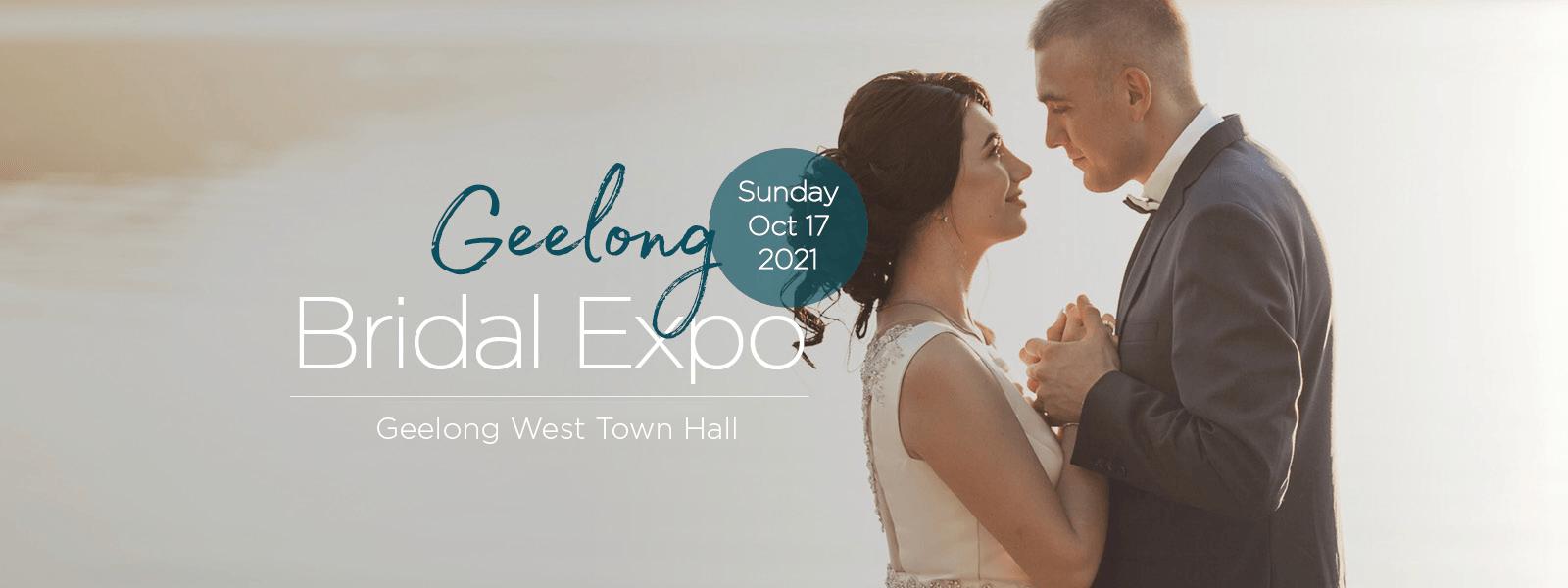 Geelong Bridal Expo 17 October 2021